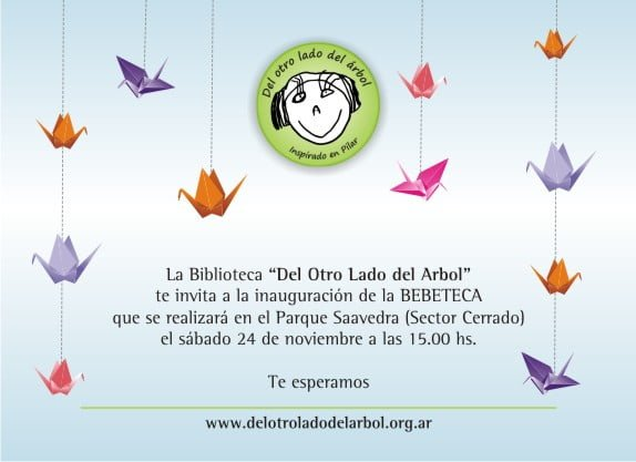 invitacion biblio bebteca digital