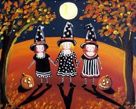 cuentos de brujas para niños