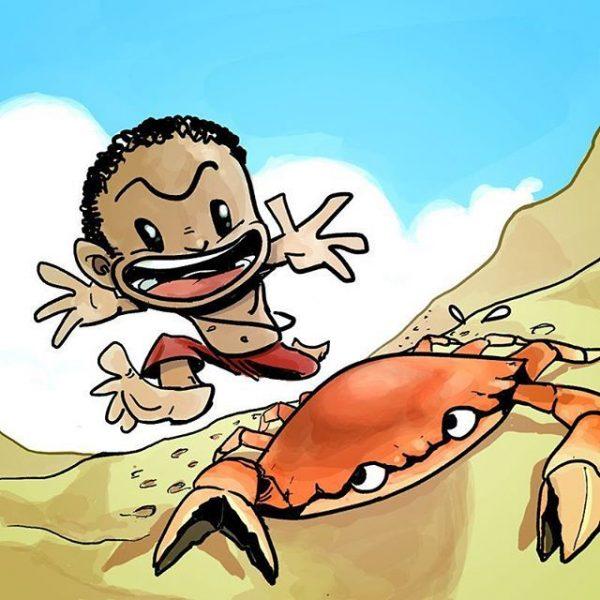 Cuentos de cangrejos para niños