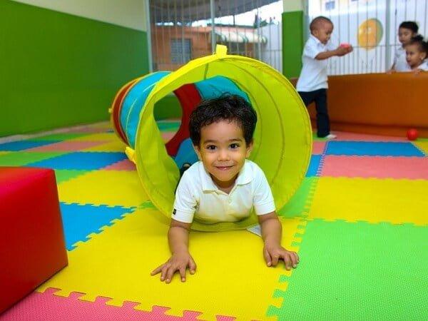 Hacer un espacio ideal de juegos para niños
